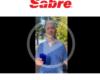 Sabre representative sending their video congratulations