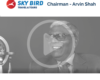 Chairman and Founder of Sky Bird Travel still from video of 45th anniversary testimonial
