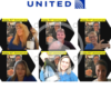 Video still of Partners at United Airlines give a toast and testimonial for 45 years in business