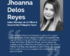 Jhoanna Delos Reyes Sales Manager at LA Office and Head of Philippine Team